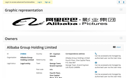 Coming soon to a cinema near you @Alibaba Pictures Alibaba #AlibabaPictures