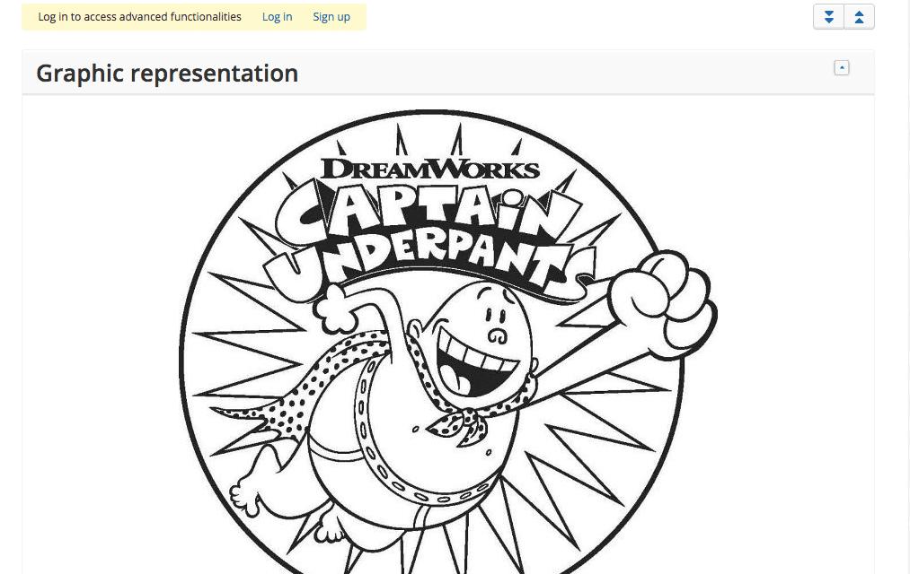 Dreamworks lodges EU Trademark Application for 2017 Movie Captain Underpants