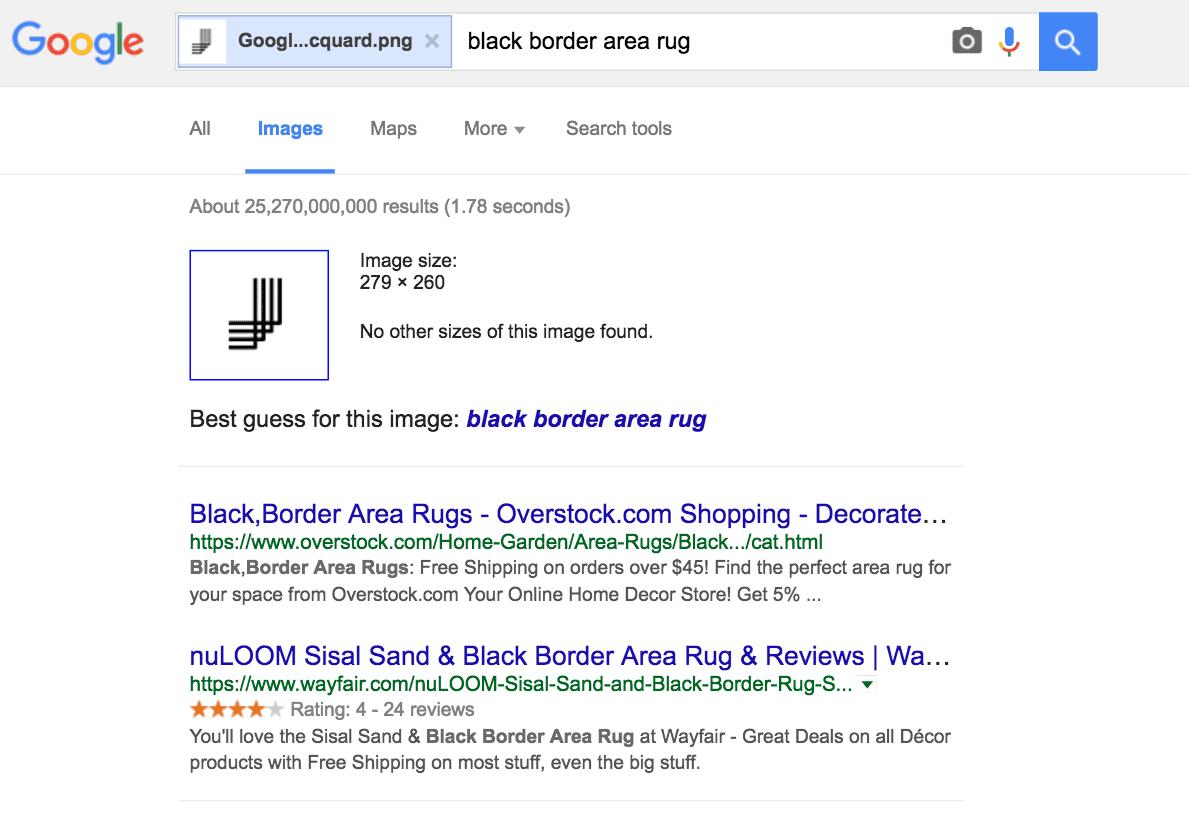 Google Jacquard Logo Burn