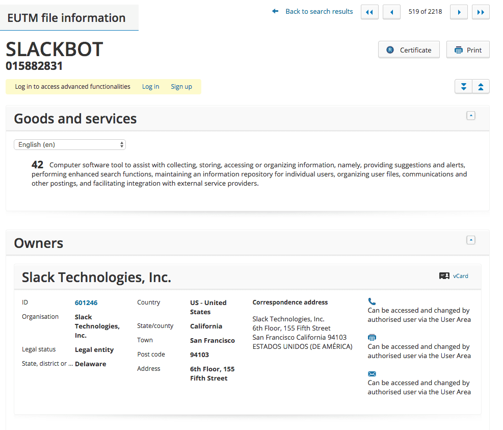 Slack Trademark Application for Slackbot May mean nobody else can call their Slackbots well Slackbots 1