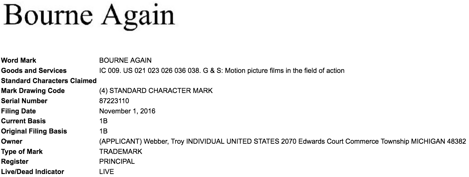 Oh Troy Troy Troy Troy There Is No Way Jasonbourne Is Going To Stand For That Nor P Greengrass Nor Universalpics Will Allow This