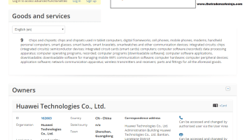 US trademark application for Huawei Ascend XT2 filed 30