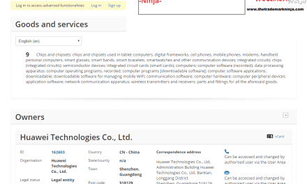 Trademark nuts @huawei have applied for another EU trademark application this time for Hix Huawei HuaweiHix