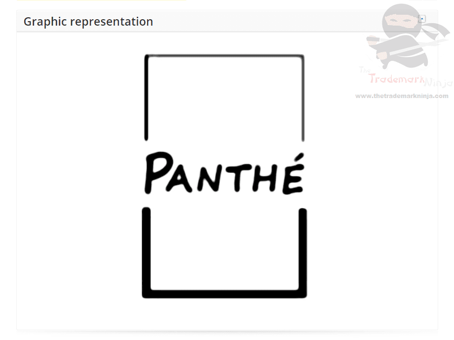 Is this trademark application for Panthé too like Pathé I wonder <a href=