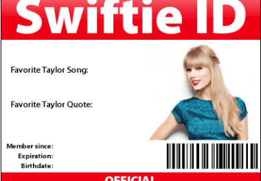 Taylor Swift applies for Trademarks For 'Swiftie' and 'Swifties'