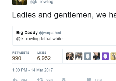 How I knew the name of JK Rowling's Book in July 2016