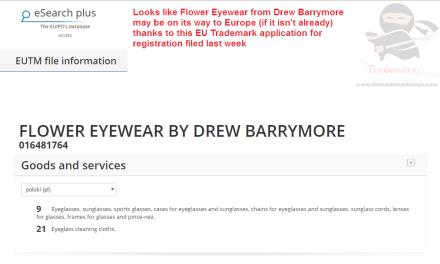 Looks like @FlowerBeauty Eyewear by @DrewBarrymore could be heading to Europe FlowerEyewear DrewBarrymore FlowerBeauty