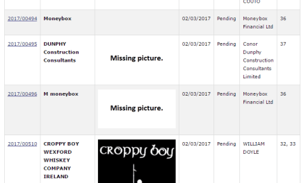 Recent Irish Trademarks WildAtlanticWear CroppyBoy Irish Whiskey and BetPlay Trademark TrademarkNinja
