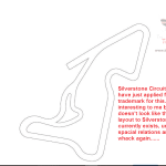 Silverstone applies for EU trademark for track layout Silverstone F1 Formula1 Trademark