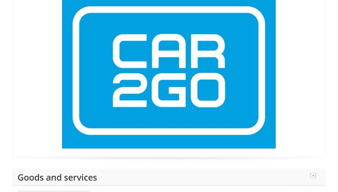 Car giant Daimler has applied for an EU Trademark for Car2Go #Daimler #Mercedes #Car2Go
