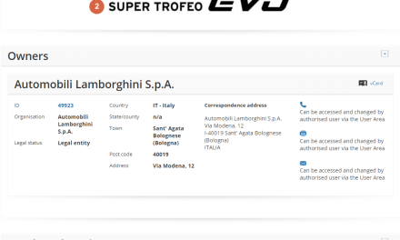 EUTM – Bahahahaha – Lamborghini applies for three trademarks in one