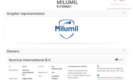 EUTM – When Milupa and Aptamil combine you get…Milumil #Milupa #Aptamil #Miluml