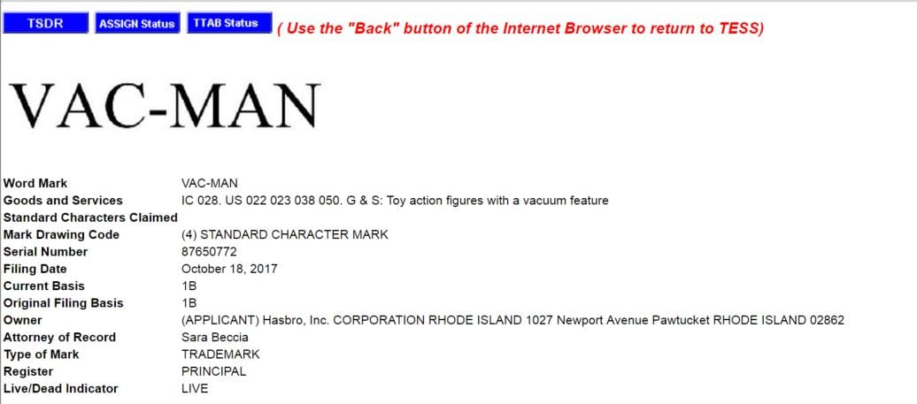 Pac Man Sure but Vac Man is new to me #VACMAN #PACMAN #HASBRO