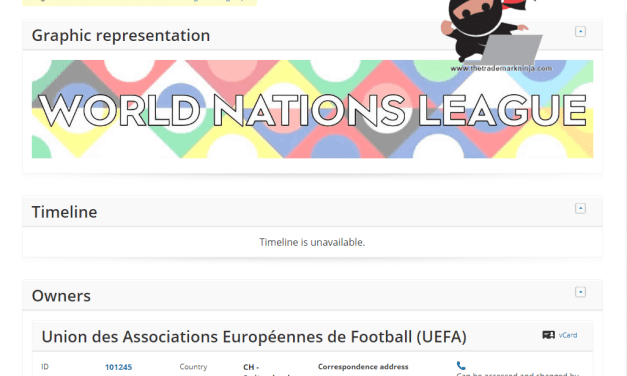 UEFA World Nations League Logo Revealed – It's, eh, lovely.