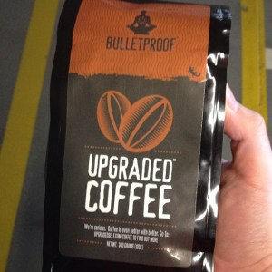 upgraded coffee