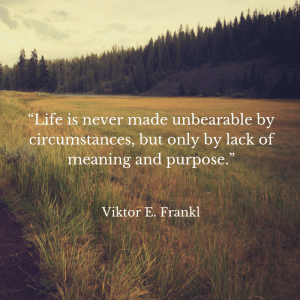 Life is never made unbearable