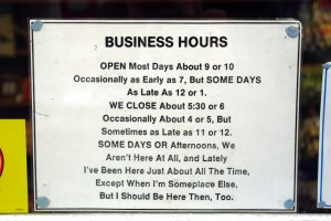 """Open Office Hours"" and The Time Gift Paradox"