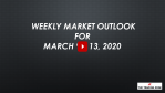 Weekly Market Outlook For March 9 - 13 - Have We Found A Bottom?