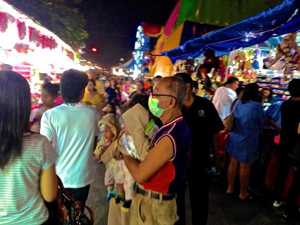 khon kaen night market