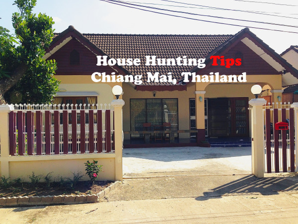 Tips for House Hunting in Chiang Mai, Thailand