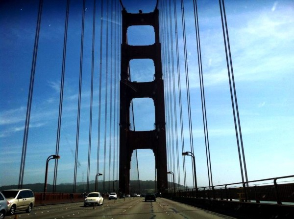 bucket list golden gate bridge