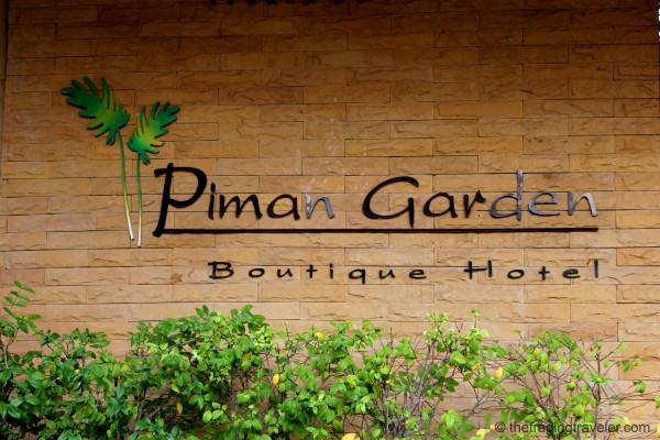 Hotel Review in Khon Kaen: Piman Garden Boutique Hotel