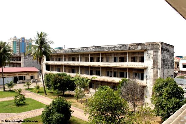 S-21 Prison Killing Fields Phnom Penh