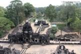 baphuon views angkor temple
