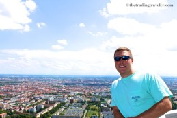 views from olympiapark tower