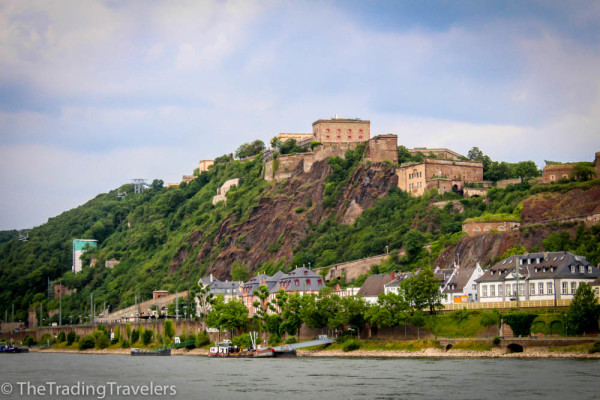 rhine river castles day cruise