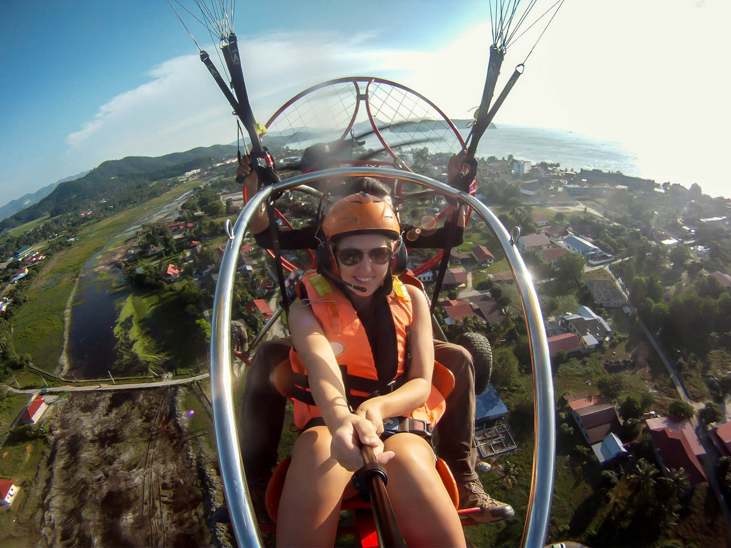 Soaring the Skies with Langkawi Gliders