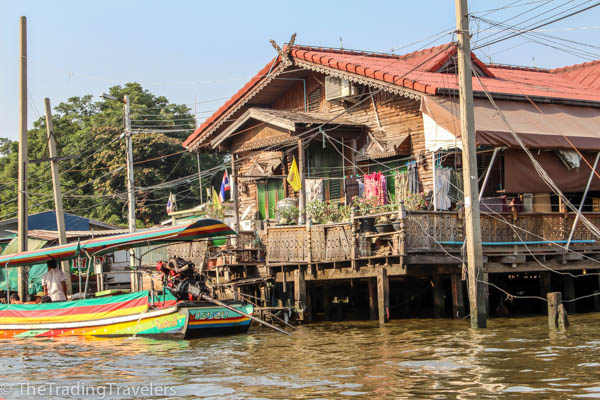 scammed in bangkok longtail boat ride