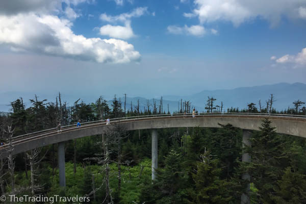 clingmans dome things to do gatlinburg tn