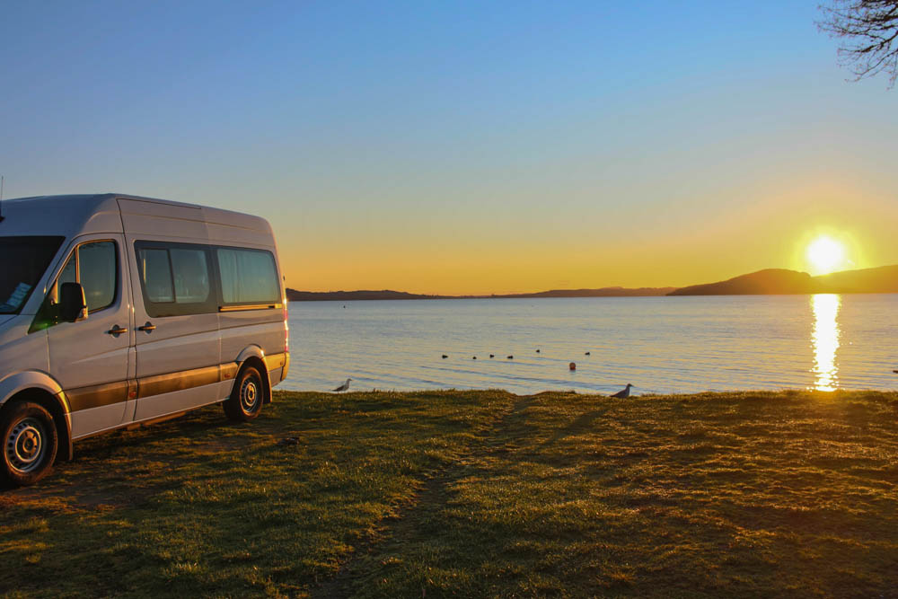 New Zealand Road Trip Adventures: Rotorua & Waikite Thermal Pools
