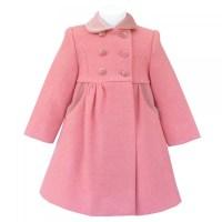Girls Traditional Coats
