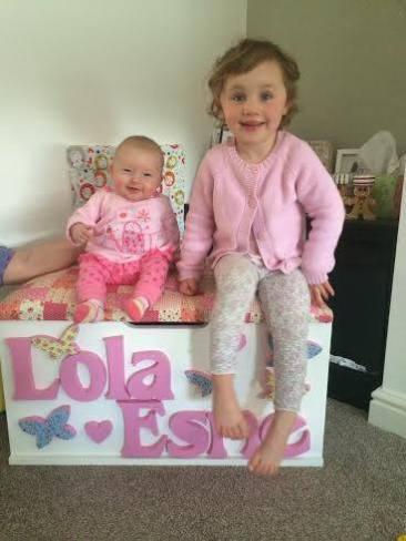 Lola and Esme