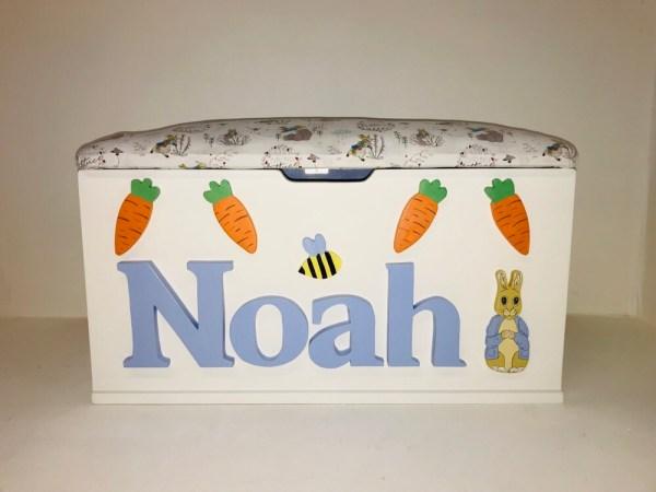 Peter Rabbit Toy Box