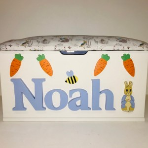 Peter Rabbit Toy Box