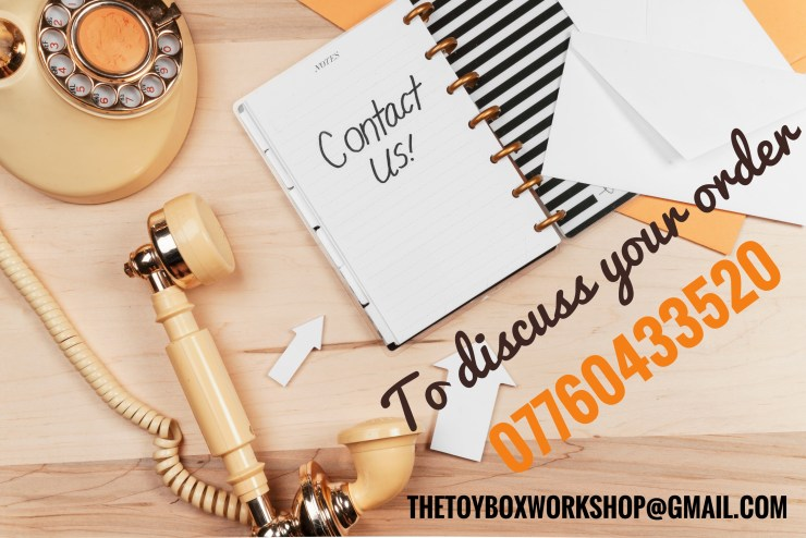 contact us the toy box workshop