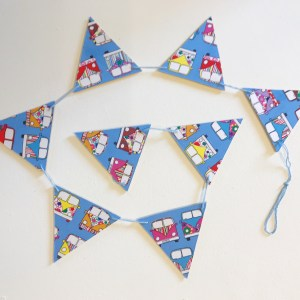 Kid's Flag Bunting