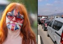 """""""BREXIT MEAN'S BREXIT!"""" posts woman who has never had to queue for seven hours at an international border"""