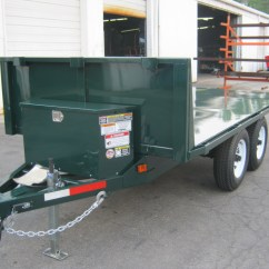 Dump Trailers For Sale Printable Basketball Court Diagram Layout Custom The Trailer Source Let U Build You Need