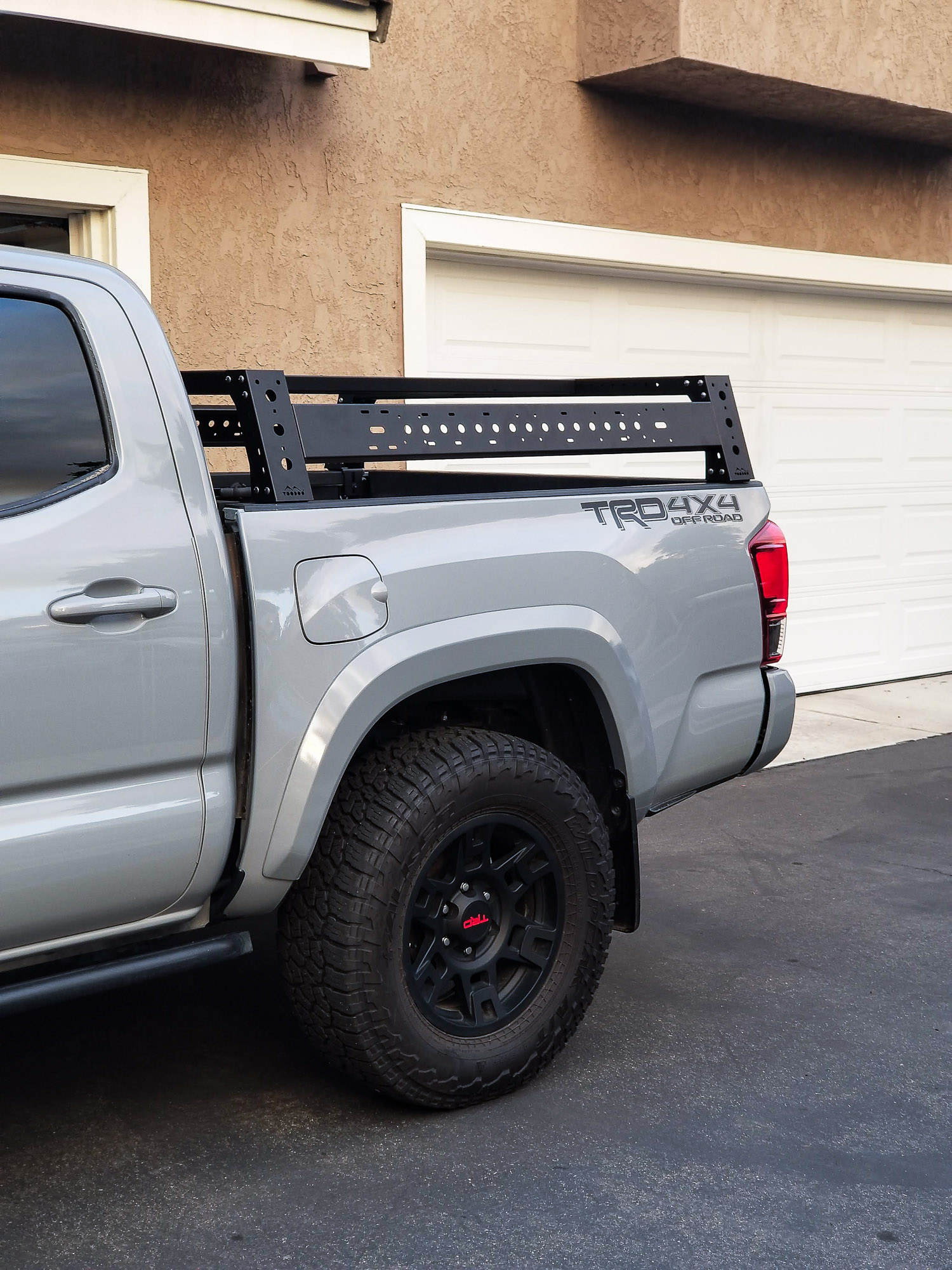 taco max toyota tacoma bed rack review
