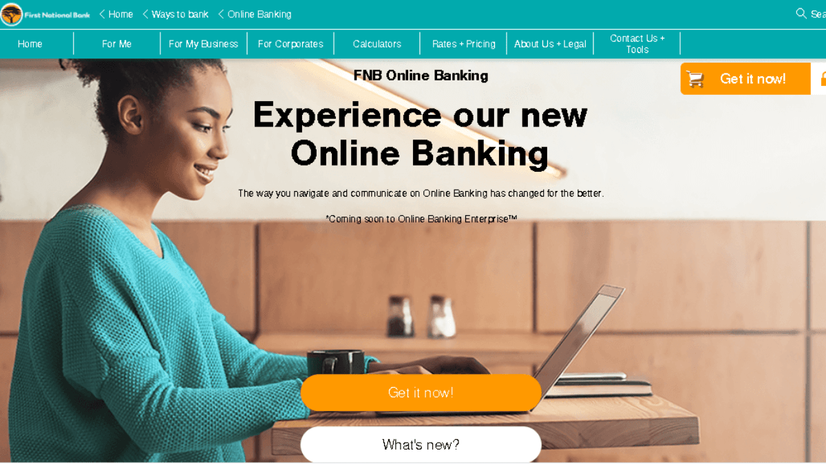 Fnb Ghana Internet Banking How To Register Use Fnb Bank Account Online