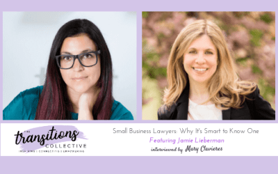 Episode 06: Small Business Lawyers: Why It's Smart to Know One