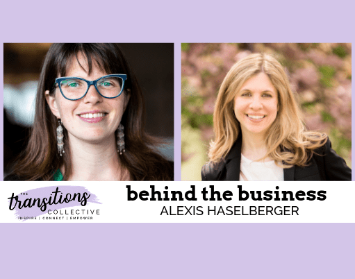 BTB02: Behind the Business with Alexis Haselberger