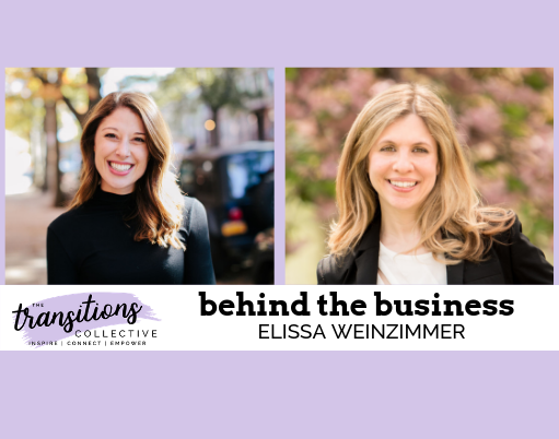 BTB04: Behind the Business with Elissa Weinzimmer