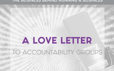 Episode 91: A Love Letter to Accountability Groups