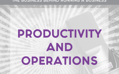 Episode 134 – Productivity & Operations