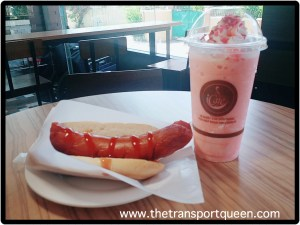 sausage AND FRAPPE